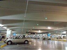 Indoor big parking lot camera detector smart parking guidance system