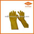 De goma durable de látex guantes de jardín, guantesdelhogar, guantes de limpieza