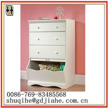soft white finish 3 drawer white chest