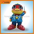 nuovo 2013 artificiale interna ed esterna in fibra di vetro tartarughe ninja scultura