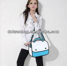 2013 newest design cute nylon sling bag for women