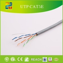 China High Quality Cat5e utp lan cable cat5e utp cable with ETL,RoHS, CE