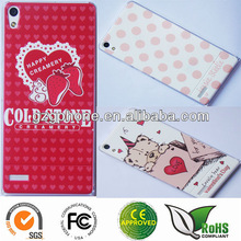 Hot selling huawei ascend p6 pc case,huawei ascend p6 case