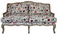 euro estilo requintado pintura dubai sofá de móveis