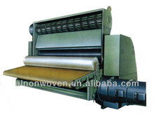 needle punch airlaid production line