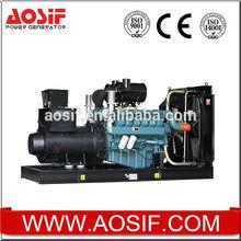 AOSIF Generator powered by Doosan diesel engine