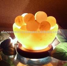 Acquistare lampade di sale himalayano- lampade di sale himalayano rock