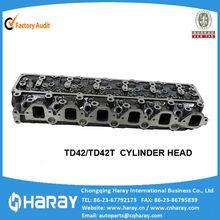Cast Iron TD42 Cylinder Head for Safari/Civilan