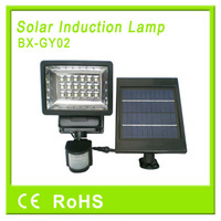 2014 Durable Solar Motion Detection Security Light