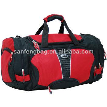 promotional travelling duffel bag