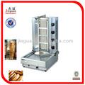 La máquina de shawarma doner kebab de la parrilla con 4 quemador de gas gb- 950( 0086- 13580546328)