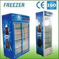 beweglichen getränke gefrierschrank kühldisplays