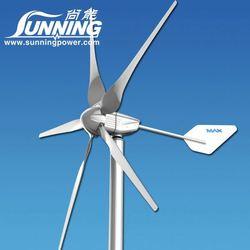Max Series china low wind power generator