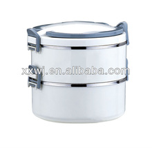 1400ml/2000ml/2800ml Student Stainless steel food keep warm lunch box