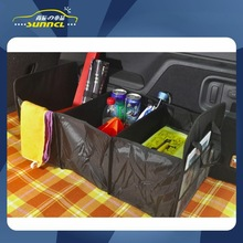 Wholesale Car Boot Accessories Bag Folding Car Trunk Organizer