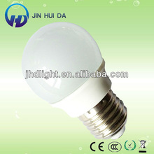 3W Frosted or Transparent E27 SMD LED Light Bulb