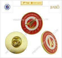 custom design enamel school badges