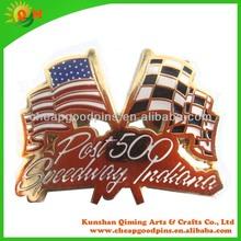 Customized metal badges