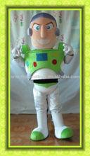 venta caliente para adultos carival buzz lightyear traje de la mascota