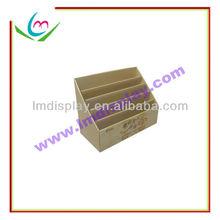 cartão de presente de papelão display de balcão para venda