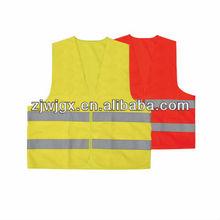 Hi Viz work wear reflective vest safety vest with EN20471and EN471