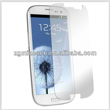 Professional screen film for samsung galaxy with Crystal/privacy/mirror designs