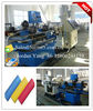 pp pe corrugated pipe machine