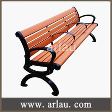 FW32 Bench Manufacturer Cast Iron Wood Park Bench