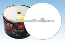 blank dvd r printable/dvd-r/dvd+r/dvd disk wholesale 4.7GB/120MIN/16x running speed in 50pcs cake box