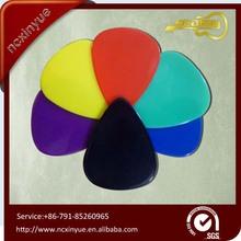 Pure color nylon guitar picks/Jazz guitar kit
