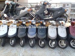 Used HONDA Used SUZUKI Used YAMAHA 50CC MOTORCYCLE