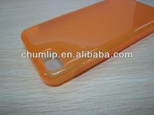 Plain TPU transparent case For BlackBerry Z10 Mobile Phone case