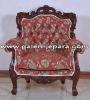 American English Style Furniture - Living Room Sofa Set
