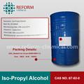 Alcohol isopropílico 99.8% amoniocas. 67-63-0