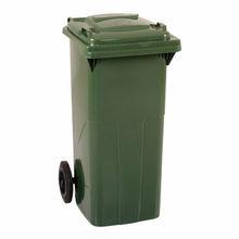 120 Liter Plastic Indoor Outdoor Waste Container