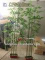 baratos indoor ou ao ar livre decorativa artificial de árvores de bambu para a venda