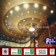 restaurant interior ceiling decoration