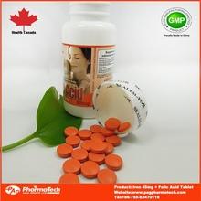 GMP quality Price Tablet Raw Materials Folic Acid