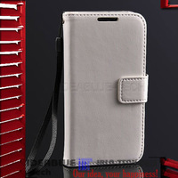 For Samsung i9190 Galaxy S4 MINI Pu Leather Case Cover Flip Pouch Back Book Wallet