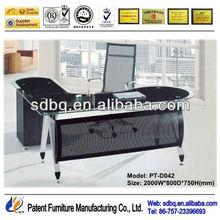 Executive L shape desks for office,desk for office, cheap reception desk PT-D042
