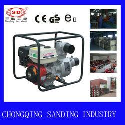 4inch gasoline water pump( everlasting gasoline generator)