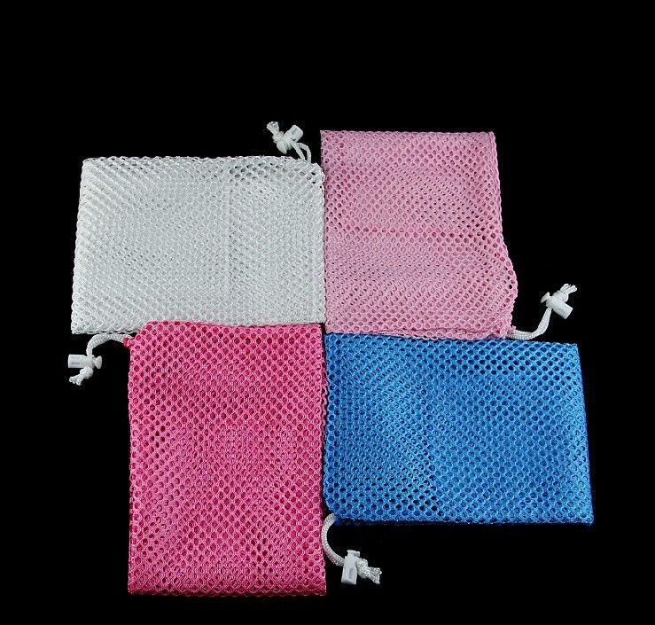 Nylon mesh bag for shoes