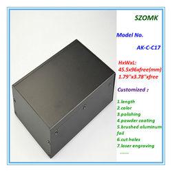 aluminum anodizing case
