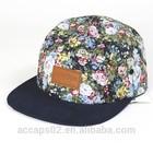 wholesale fitted 5 panel snapback hats custom snapback hats