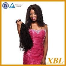2015 XBL new tendence afro kinky human hair weave best virgin Mongolian kinky curly hair