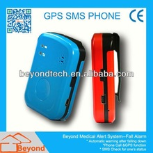 Beyond GSM GPS Low Price Yard Calling Life Alert with Auto Falling Down Detection