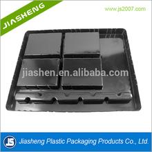 Electronics plastic tray