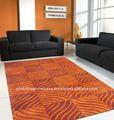 100% lã handtufted tapete ou tapete tamanho personalizado possível mão feito na índia