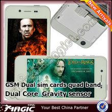 best quality dual sim card mobile google smart phone