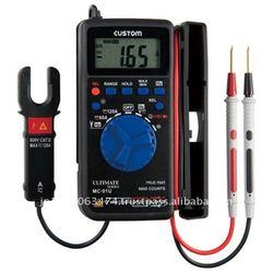MC-01U: Digital Multimeter with AC/DC Clamp Meter